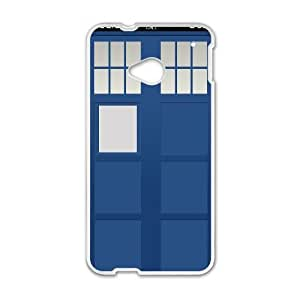 HTC One M7 Phone Case White Doctor Who WQ5RT7425229