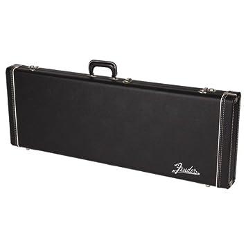 Fender Jazzmaster/Jaguar black · Estuche guitarra eléctr ...