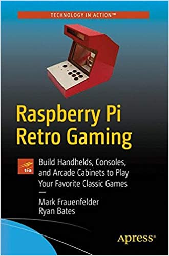 Raspberry Pi Retro Gaming: Build Handhelds, Consoles     - Amazon com