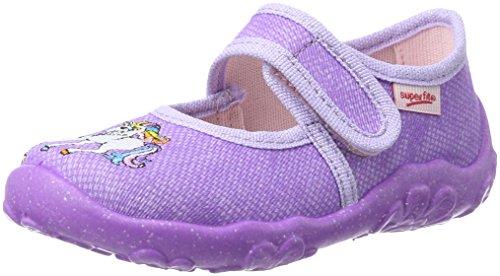 Sneakers Basses Superfit Bonny Violet Fille Lila q7wawx45S