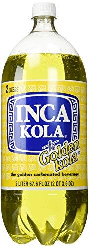 Inca Kola, 2 liter