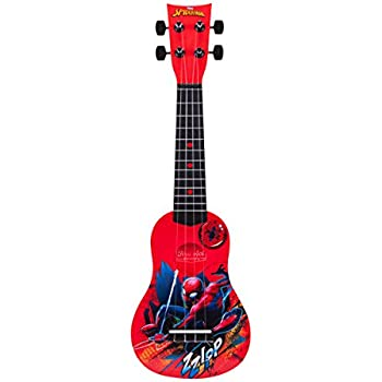 First Act Discovery Spider Man Ukulele SP285