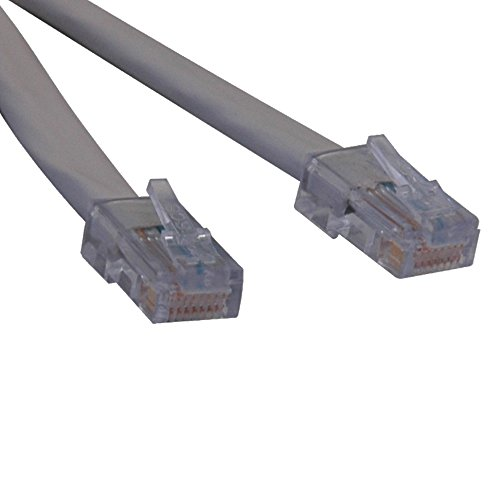 Tripp Lite T1 Shielded RJ48C Cross-over Cable (RJ45 M/M), 3-ft. (Pro Cable Crossover)