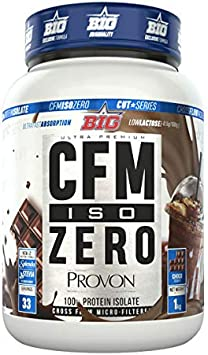 Universal Mcgregor Cfm Iso Zero - Aislado De Proteína Pure ...