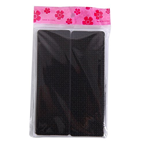 YUENA CARE Self-stick Rubber Anti-skid Pad Set Furniture and Floor Protectors (Rectangle/4PCS) ()