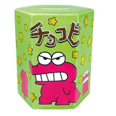 Crayon Shin-chan œ Chokobi Pottery Bank (Green) [069552]