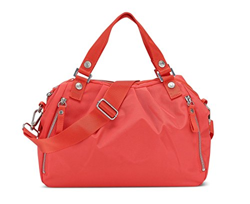 de Candy Gina George mano Bolso cm Cotton Rojo Lucy 34 amp; IYHxHS