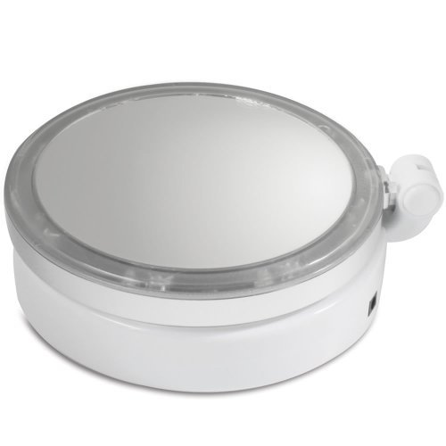 Buy rated lighted magnifying cosmetic mirror