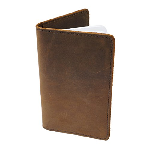 SLC Leather Field Journal Cover