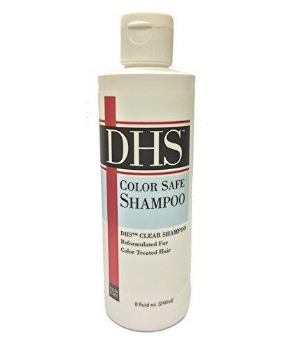 Person Covey DHS Color Safe Shampoo, 8 fl.oz