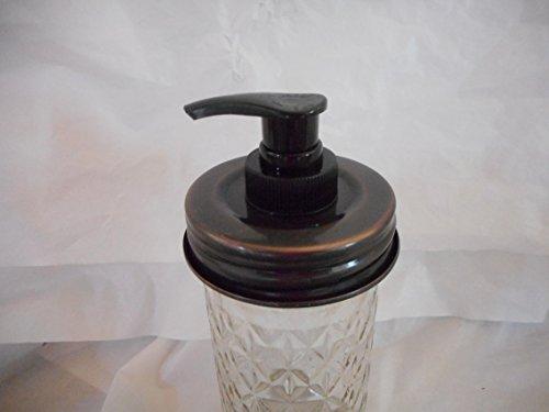 Copper Antique Soap Dispenser - 2