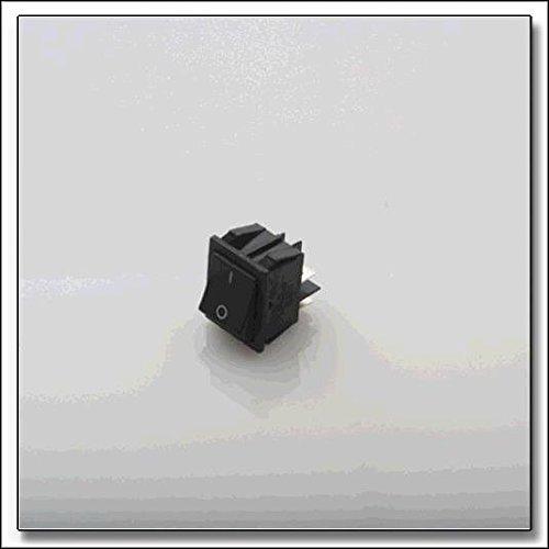 Norlake 124026 125/2 Power Switch Rocker, Dpst