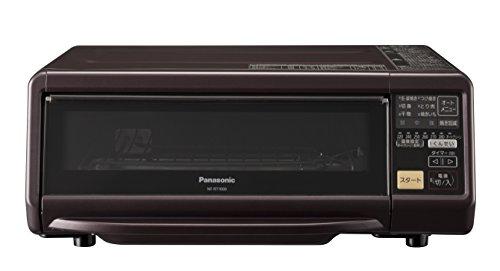 Panasonic Smoke & roaster Kemuranchin Brown NF-RT1000-T
