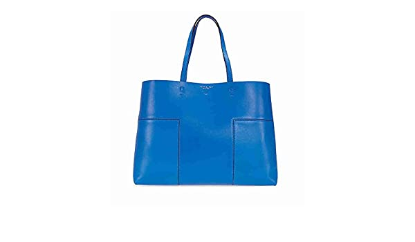 fe24fdb2ac13 Amazon.com  Tory Burch Block-T Leather Tote - Tory Navy  Shoes