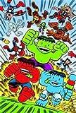 img - for Hulk-Sized Mini-Hulks #1 book / textbook / text book