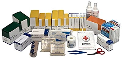 First Aid Only 6155R 489 Piece 3 Shelf First Aid Station Refill Kit from Pac-Kit