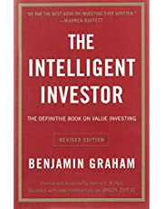 The Intelligent Investor: The Definitive Book on Value Investing - A Book of Practical Counsel