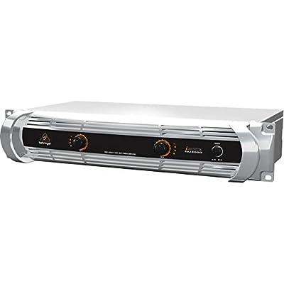 Behringer NU3000 iNuke Ultra-Lightweight, High-Density 3000-Watt Power Amplifier by Behringer