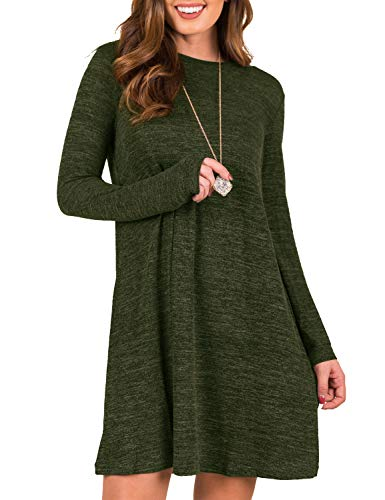 Blooming-Jelly-Ladies-Casual-Long-Sleeve-Dress-Swing-Jumper-Winter-T-Shirt-Dresses-for-Women