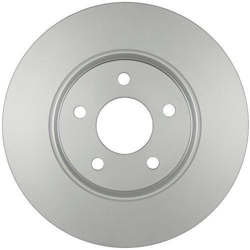 Bosch 25010570 QuietCast Premium Disc Brake Rotor For: Chevrolet Malibu; Pontiac G5, G6; Saturn Aura, Ion, Front