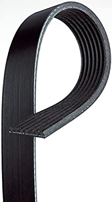ACDelco 12634319 GM Original Equipment V-Ribbed Serpentine Belt