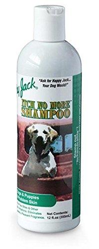 Happy Jack Itch No More Dog Shampoo 12 - Dog Supplies Jack Happy