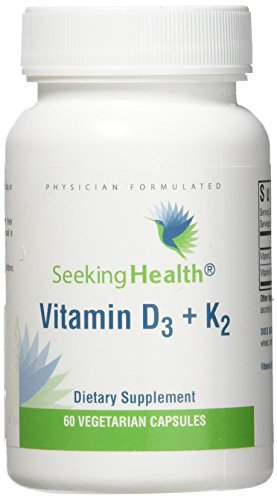Seeking Health Vitamin Capsule Supplement