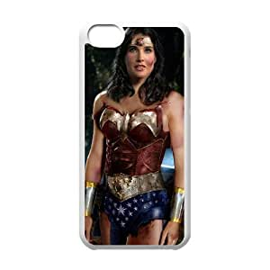 Fashionable Creative Wonder Woman for iPhone 5C QETE00184