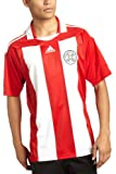 Paraguay Home Jersey (Scarlet, XLarge)