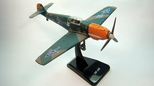New 1:48 NEW RAY SKY PILOT COLLECTION - SKY PILOT PLANES BF-109 Model By NEW RAY TOYS (Fighter 109 Bf)