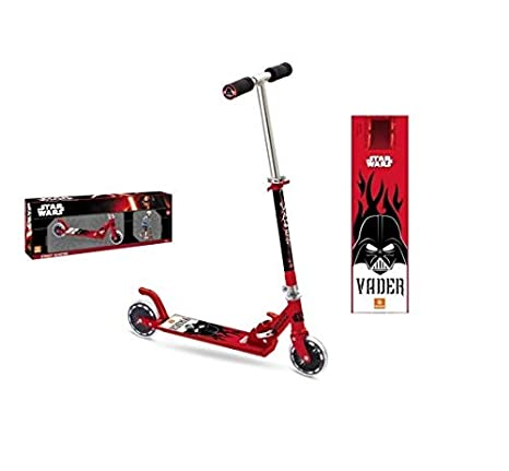Amazon.com: 2 MORE. 28/140 Star Wars 2 Wheel Scooter: Toys ...