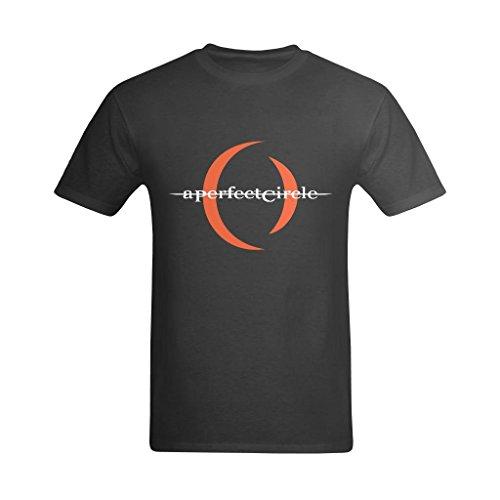 Little Art Men's A Perfect Circle T-Shirt - Hot Topic T-Shirt US Size 9 (A Perfect Symbol Circle)