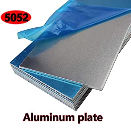 Mesh: 5x100x200mm 1pcs Anncus 5052 Aluminum Plate Flat Aluminum Sheet DIY Thickness 3mm 5mm 6mm 8mm 10mm 100x100mm 100x200mm