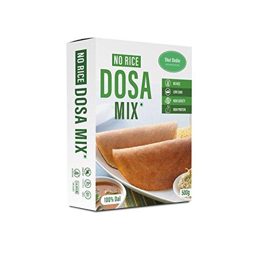 No Rice Dosa Mix
