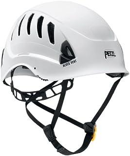 Petzl Alveo Vent Casque pour Adulte Mixte Helme Alveo Vent Weiß 53-63 cm PEURE|#Petzl A20VWA