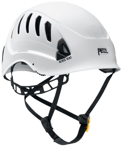 Amazon.com : Petzl ALVEO VENT, Ventilated Helmet for Rescue Work, Yellow : Climbing Helmets : Sports & Outdoors