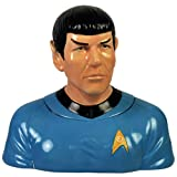 Westland Giftware Star Trek Spock Cookie Jar, 10-1/4-Inch