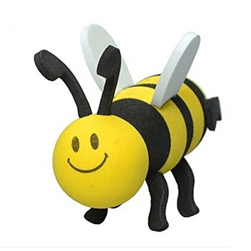 Cogeek car antenna decoration cute cartoon foam antenna for Antenna decoration