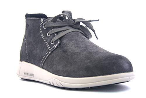 Lumberjack Grigio Desert Boots Winter Houston uomo da vAxrvwq