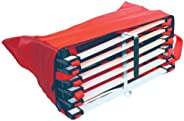 JFIT Adjustable Step Hurdle Ladder