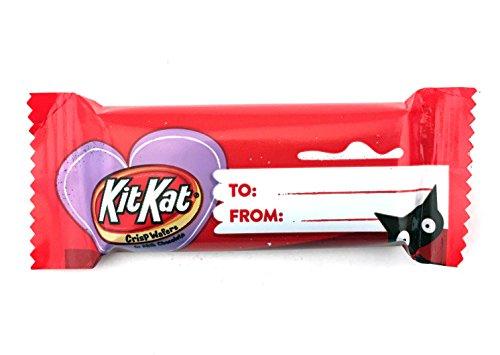 034000076666 - KIT KAT Halloween Snack Size Wafer Bars (20.1-Ounce Bag) (Halloween Candy) carousel main 1