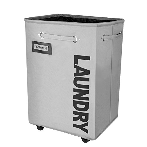 Check expert advices for clothing basket on wheels?