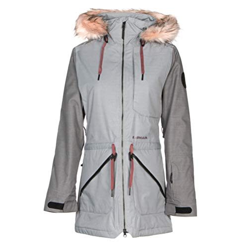 Armada Women's Lynx Insulated Jacket - Shark - M