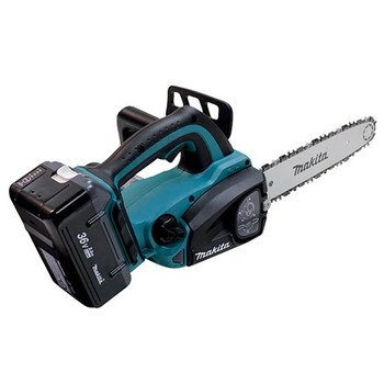 Makita Electric Brake - Makita HCU02C1 36V Lithium-Ion Cordless Chain Saw Kit