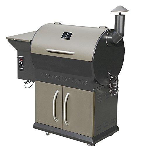 Z Grills Pellet Grill Smoker BBQ with Digital Control ...