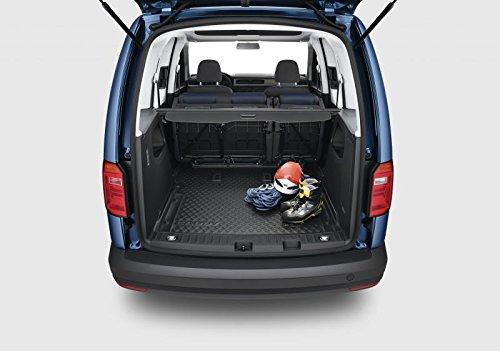 Volkswagen boot liner, original car boot liner, caddy 5-7 seater.