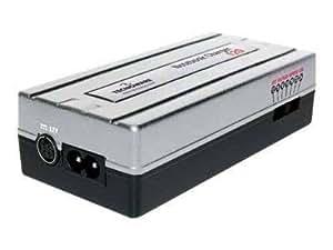 Tecnoware Notebook Charger 120 - Cargador (230/12V, 50 Hz, 0 - 40 °C)