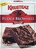 Krusteaz Brownie Mix Fudge