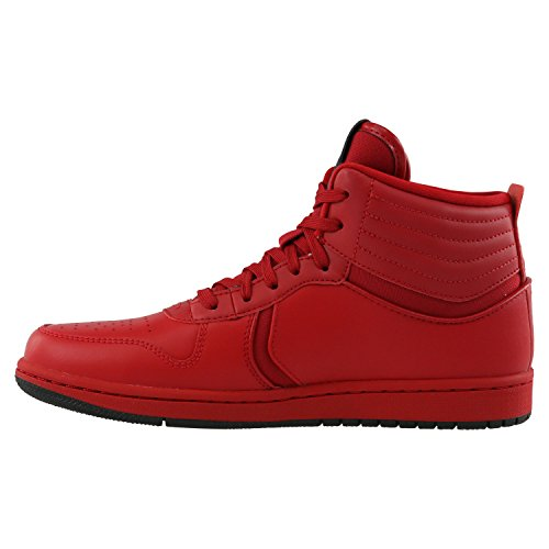 Zapatillas Jordan �?Heritage rojo/negro/rojo talla: 41