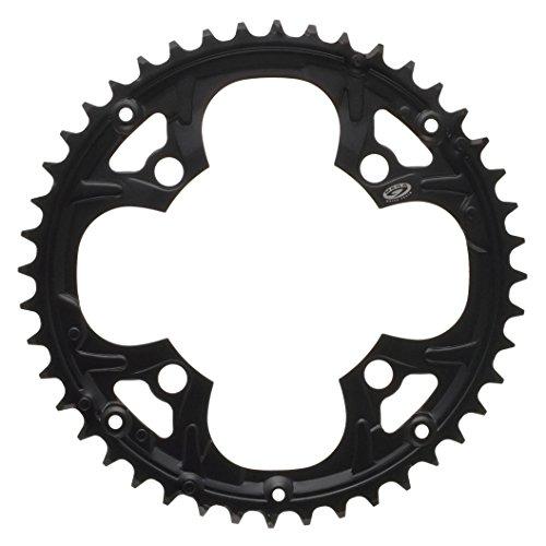 Kettenblatt Shimano, FC-M 480, 44 Zähne, 4-Arm, schwarz